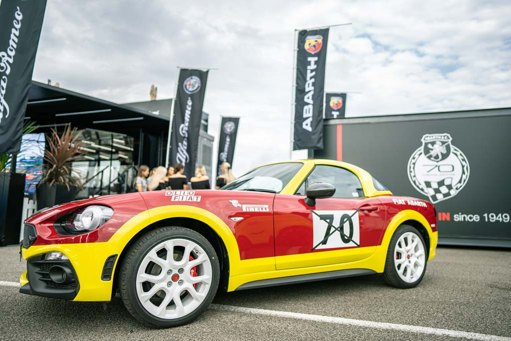 Circle-Agency-Abarth-Silverstone-Classics-vehicles