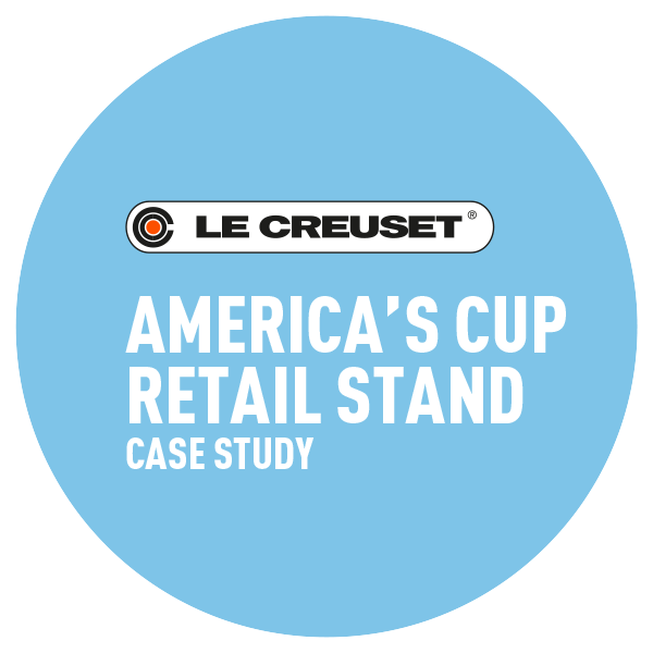 Circle Agency Le Creuset title