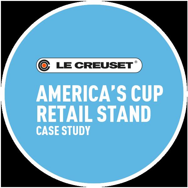 Circle Agency Le Creuset title