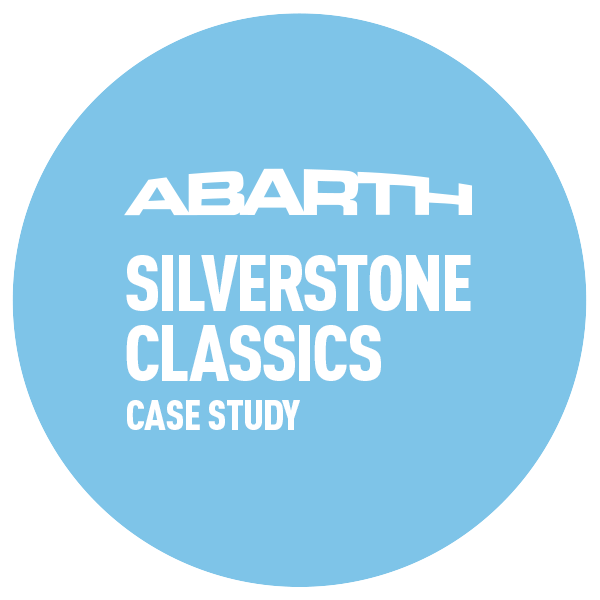 Circle Agency Abarth Silverstone Classics