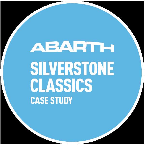 Circle Agency Abarth Silverstone Classics