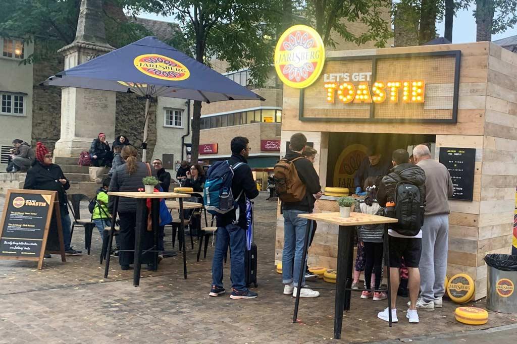 Circle-Agency-Jarlsberg-toastie-stand