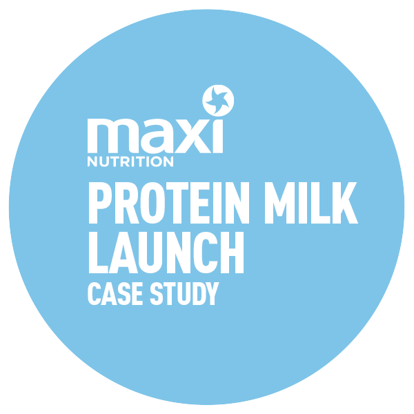 Circle-Agency-Maxi-Muscle Protein Milk Launch