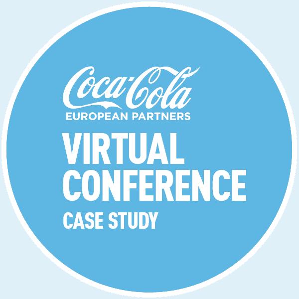 Circle Agency Coca Cola Virtual Conference title